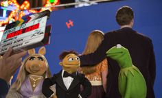 Tales From The Set Of Disney's Muppets Most Wanted!