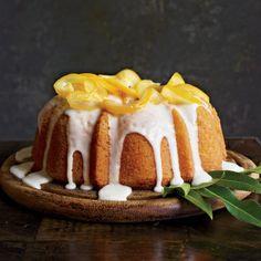 Meyer Lemon-Yogurt Cake - Whole Living Eat Well