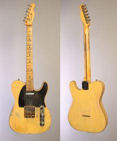 1951 Fender Nocaster
