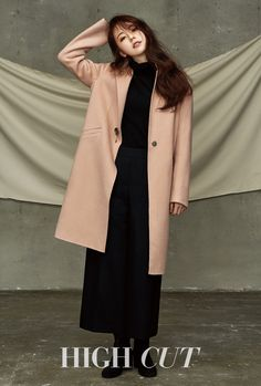 Sohee // High Cut