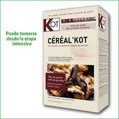 FARMACIA LAURIA - DIETAS Y CONTROL DE PESO. KOT Cereales kot con copos de chocolate