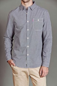 Mishka Threshold Gingham Shirt