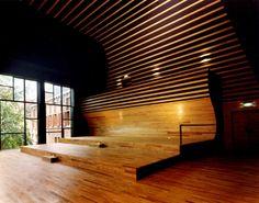 School of Music Auditorium,Courtesy of  onix