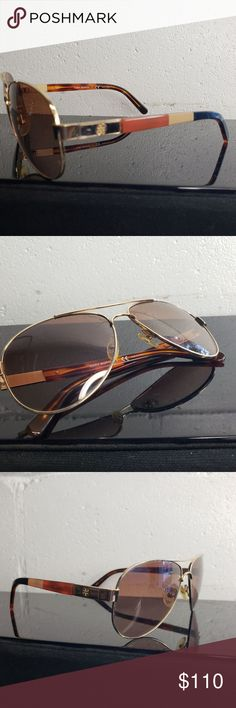 afe1ddf15a2 TORY BURCH TY6010 Sunglasses 420 30 Selling a pre-owned pair of Tory Burch