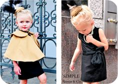 Audrey Hepburn for minis... please, Leann would KILL this