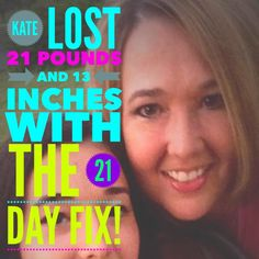 You can do it too!  Ask me how!  We just started a 21 Day Virtual Challenge Group and you can join us! www.facebook.com/beachbodywithKateLee www.beachbodycoach.com/katelee17