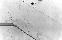 Neal Slavin Man at top of concrete stairs, Portugal, Undated. From Neal Slavin Photography