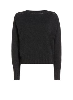 Medford boxy wool pullover by Isabel Marant Étoile.