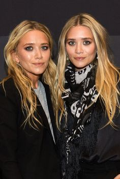 MARY-KATE + ASHLEY | HAPPY NEW YEAR!