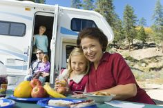 Safety tips for your next RV trip. Remember your car seat! Even the littlest explorers love to travel in an #RV, but remember best practices to keep them safe. Follow the manufacturer's guidelines for your car seat (which should be secured to a front-facing seat) and check any federal recommendations as well.