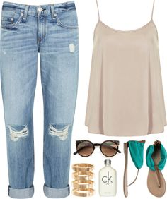 1038. Simple Style by chocolatepumma on Polyvore