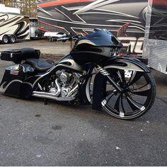 Harley Davidson News – Harley Davidson Bike Pics Harley Davidson Glide, Harley Davidson Custom Bike, Harley Davidson Motorcycles, Harley Bagger, Bagger Motorcycle, Harley Bikes, Custom Baggers, Custom Harleys, Custom Choppers