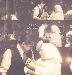 Call the Midwife. Obsessed with this show!!
