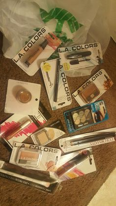 Dollar tree makeup challenge using only dollar tree products and utensils Dollar Tree Makeup, Makeup Challenges, Makeup For Beginners, Beauty Supply, Travel Size Products, Dollar Stores, Utensils, How To Look Pretty, Palette