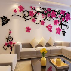 Wallpaper Stickers, Wallpaper Stickers, Wall Stickers, Home Decor Living room Wall Stickers bedroom Wall Stickers room Wall Stickers Kids room Wall Stickers Interior Design Wall Stickers Home Decor Wall Stickers Wallpaper For Home Wall, Wallpaper Stickers, Wallpaper Ideas, Wallpaper Designs, Wallpaper Direct, Diy Casa, Rose Wall, Wall Stickers Home Decor, Wall Decals