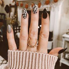Leopard nails for the win! 🐆🐆 - Leopard nails for the win! 🐆🐆 Leopard nails Dip and almond shape. Nail Art Diy, Diy Nails, Cute Nails, Trendy Nails, Classy Nails, Diy Ongles, Leopard Nail Designs, Animal Nail Designs, Diy Nail Designs