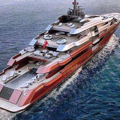 Naval Architecture — highsocietymagazine: SUPER YACHT… AMAZING...