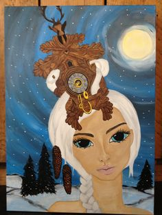 Cuckoo des neiges Princess Zelda, Fictional Characters, Art, Snow, Art Background, Kunst, Fantasy Characters, Art Education