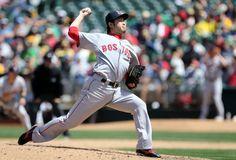 Boston Red Sox Junichi Tazawa