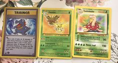 Found these hilariously bad fake TCG cards from the early 00s and just had to share!
