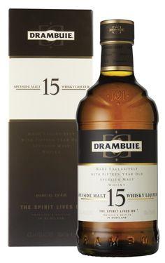 Drambuie 15 year old single malt,very tasty!