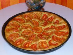 Φοκάτσια της Απουλίας ! Από την κουζίνα του/της Ippokratis Kalogeropoulos στο Famecooks.com Pepperoni, Quiche, Pizza, Breakfast, Recipes, Food, Morning Coffee, Quiches, Rezepte