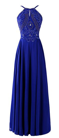 Royal Blue Prom Dress Formal Dresses Party Gown pst0960 – BBtrending