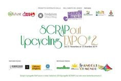 ScrapOUT 2: aperto fino al 31 luglio il bando per i makers dell'upcycling