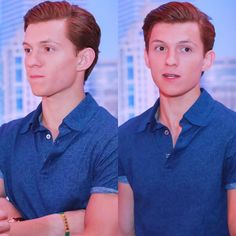 """""""Tom yesterday at the Spider-man: Homecoming Press Conference in Brasil  #tomholland"""""""
