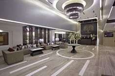 A regal lobby to welcome you for an equally elegant stay with us at Country Inn & Suites By Carlson, Sector 29, Gurgaon