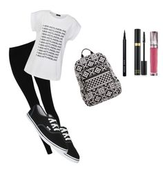"""""""Chapter 5"""" by itisisntit on Polyvore featuring M&S Collection, Ally Fashion, Vera Bradley, Vans, Bobbi Brown Cosmetics, Tom Ford and Urban Decay"""