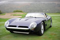 Auction results and data for 1967 Bizzarrini 5300 GT (America, Strada Alloy, 5300GT) | Conceptcarz.com