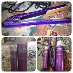 Chi hair straightener!! essential