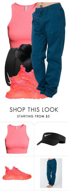 """""""Dance"""" by wottice19 on Polyvore featuring H&M, NIKE and American Apparel"""
