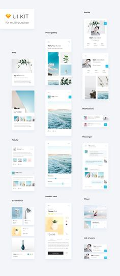 Dribbble - by Cadabra Studio Web Design, App Ui Design, User Interface Design, Graphic Design, Ui Kit, Ux Design Portfolio, Ui Design Mobile, App Design Inspiration, Design Guidelines