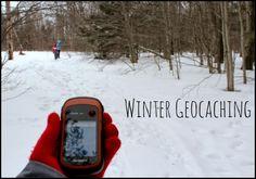 Winter Geocaching