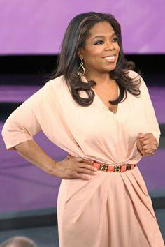 I love u Oprah Winfrey... U rockkk...!!
