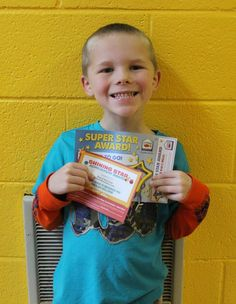 Our Kid of the Day is Hayden! He enjoys spending his time in the Computer Room because he gets to play his favorite games!