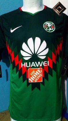 775954e03 JERSEY NIKE CLUB AMERICA VERDE EN APOYO A MEXICO RUMBO AL MUNDIAL DE RUSIA  2018