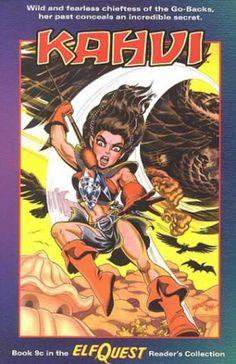 Elfquest - Kahui - Go-backs - Readers Collection - Collection