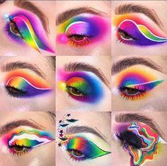 Likes, 86 Comments - Katie Hollis Old Makeup, Eye Makeup Tips, Makeup Blog, Makeup Trends, Eyeshadow Makeup, Makeup Art, Eyeshadow Designs, Creative Makeup Looks, Unique Makeup