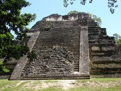 Tikal located in the lowland rainforest of northern Guatemala is perhaps the most breathtaking of all the Maya ruins & Mayan ruin sites