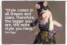 Miss Piggy Style