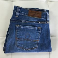 """⚠️FLASH SALE⚠️ LUCKY BRAND Sofia Straight Jeans Inseam 30"""" Lucky Brand Jeans"""