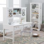 Belham Living Sullivan Counter Height Desk - Vanilla - Desks at Hayneedle