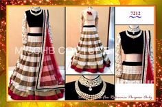 All designer lahnga ready to dispatch whtsup me +919228855494 visit here for daily updates https://www.facebook.com/svfashiononlinestore