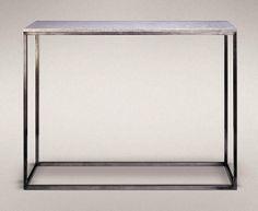 Eteispöytä. Console table.