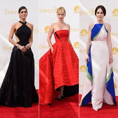 Our picks for best dressed from Monday night's #RedCarpet. Who had your favorite look? #Emmys #BestDressed #OurPicks