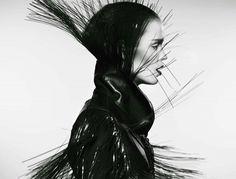 designer Iris Van Herpen