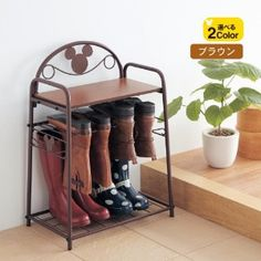 Mickey Disney Side Shelf Table - Japan